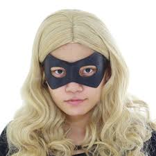 arrow halloween costume party city amazon com women u0027s new v2 2 black canary mask laurel sara cosplay