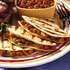 baked beans queso dillas recipe bush u0027s beans