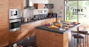 pose cuisine lapeyre cuisine équipée ecorce lapeyre photo 5 20 en noyer prix 1199