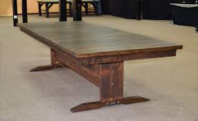 10 Foot Conference Table Redwood Conference Table Custom Made To Order