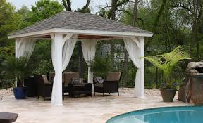vinyl pavilions lykens valley gazebos and outdoor living products