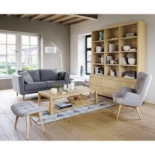 canapé maison du monde avis sofá 2 3 plazas de tela gris claro nils maisons du monde