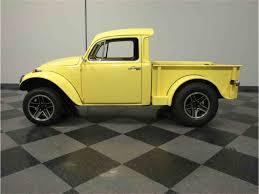 vintage volkswagen truck 1970 volkswagen baja beetle truck for sale classiccars com cc