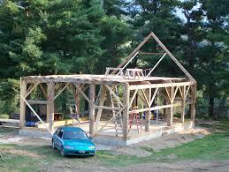 Timber Frame Barn Homes Timber Frame Homes Green Mountain Timber Frames Middletown