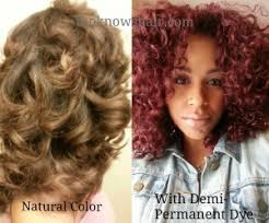 what demi permanent hair color is good for african american hair demi permanent dye application on natural hair