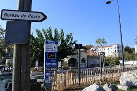bureau de poste la seyne sur mer transports parc relais de tamaris pratique