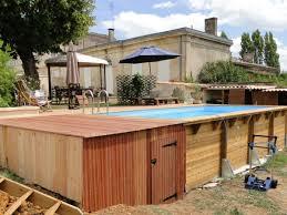 amenagement exterieur piscine aménagement extérieur archives deville menuiserie