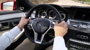Mercedes Benz E Class 2014 Interior Mercedes 2014 E Class Estate E250 Road And Interior Hd Trailer