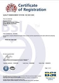 bureau veritas mexico renovación certificado iso 9001 2000 de bureau veritas