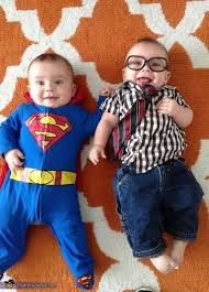Superman Halloween Costume Toddler 26 Cute Halloween Costumes Baby Twins Babycare Mag
