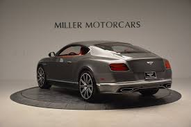 bentley coupe 2016 2016 bentley continental gt speed stock 7149 for sale near