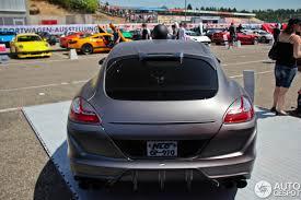Porsche Panamera Custom - auto high performance days 2012 panamera by no limit custom