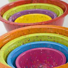 zak design confetti mixing bowls for sale kiwi turquoise zak style