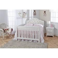 Convertible Cribs Reviews Pali Cristallo Forever 4 In 1 Convertible Crib Reviews Wayfair Ca