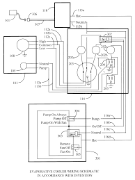 patent us6357243 remote control system for evaporative coolers