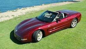 corvette 50th anniversary edition spotter s guide