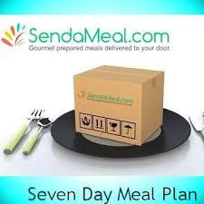 Send Food Gifts Sam Box Blue Seven Day I2 Jpg