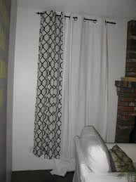 Old Curtains Creating Domestic Bliss Add Length To Curtains Without Sewing