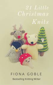 22 best little christmas knits images on pinterest christmas