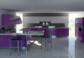 floor tiles for kitchen design best 12 stylish purple kitchen design inspirations engaging