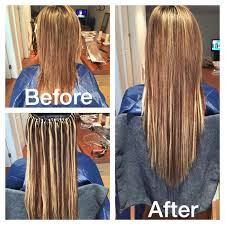 glam hair extensions glam hair extensions offer a mobile hair extensions service to