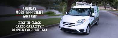 2017 ram promaster city cargo van and passenger wagon