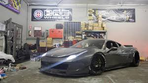 modified ferrari meet the world u0027s strangest ferrari 458