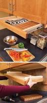 How To Make Pull Out Drawers In Kitchen Cabinets Clever Kitchen Storage Ideas Clever Kitchen Storage Storage