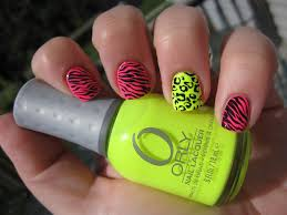 cool u0026 trendy neon nail art designs 2014 beststylo com