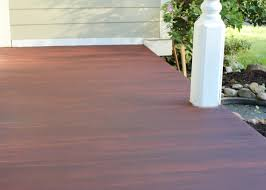 removing paint staining how do i refinish my deck or porch