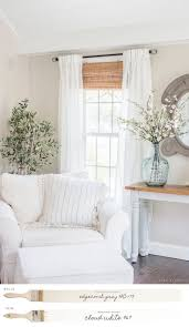 Neutral Curtains Decor New Farmhouse Neutral Paint Color Scheme Best Family Room