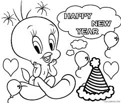 happy new year preschool coloring pages new years printable coloring pages printable new years coloring