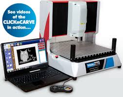 Woodworking Machinery Sales Uk by Cnc Click N Carve Machine To Engrave Wood And Plastic In Minutes
