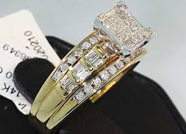 jewelry rings ladies images 14k yellow gold 0 50ct ladies diamond engagement ring king jpg