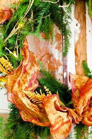 embellish your front door with this fabulous fall wreath hsn blogs