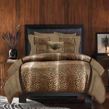 leopard print bedding totally kids totally bedrooms kids