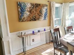 wood wall designer furniture