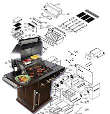 Replacement Parts For Jenn Air Cooktop Dynasty And Jenn Air Gas Bbq Grill Replacement Barbecue Grill
