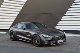 mercedes amg cost 2018 mercedes amg gt coupe and roadster pricing announced