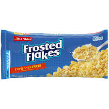 Breakfast Food Cereal Walmart Com by Malt O Meal Frosted Flakes Cereal 40 5 Oz Zip Pak Walmart Com