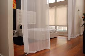 Vertical Tension Rod Room Divider Room Dividing Curtains On Track Divider Amusing Curtain Ikea 5