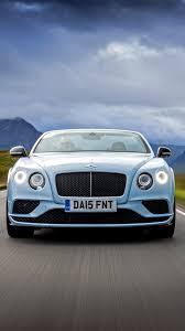 bentley convertible blue picture bentley convertible 2015 light blue motion cars 720x1280