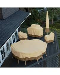 memorial day s hottest sales on veranda oval round patio table