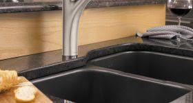 black kitchen sink faucets spelndid moen matte black kitchen faucets impressive kitchen design