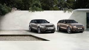 range rover velar black new range rover velar cars grange