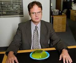 dwight schrute muse