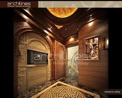 arab home interior design interior design ideas arab house tours entrance lobby interior design by mohamedmansy