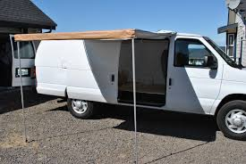 Caravan Pull Out Awnings Ford Van Conversion