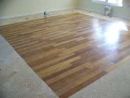 Garage Laminate Flooring Flooring Beautiful Garage Floor Design With Vct Tile In Black And