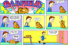 thanksgiving garfield garfield and friends western animation tv tropes